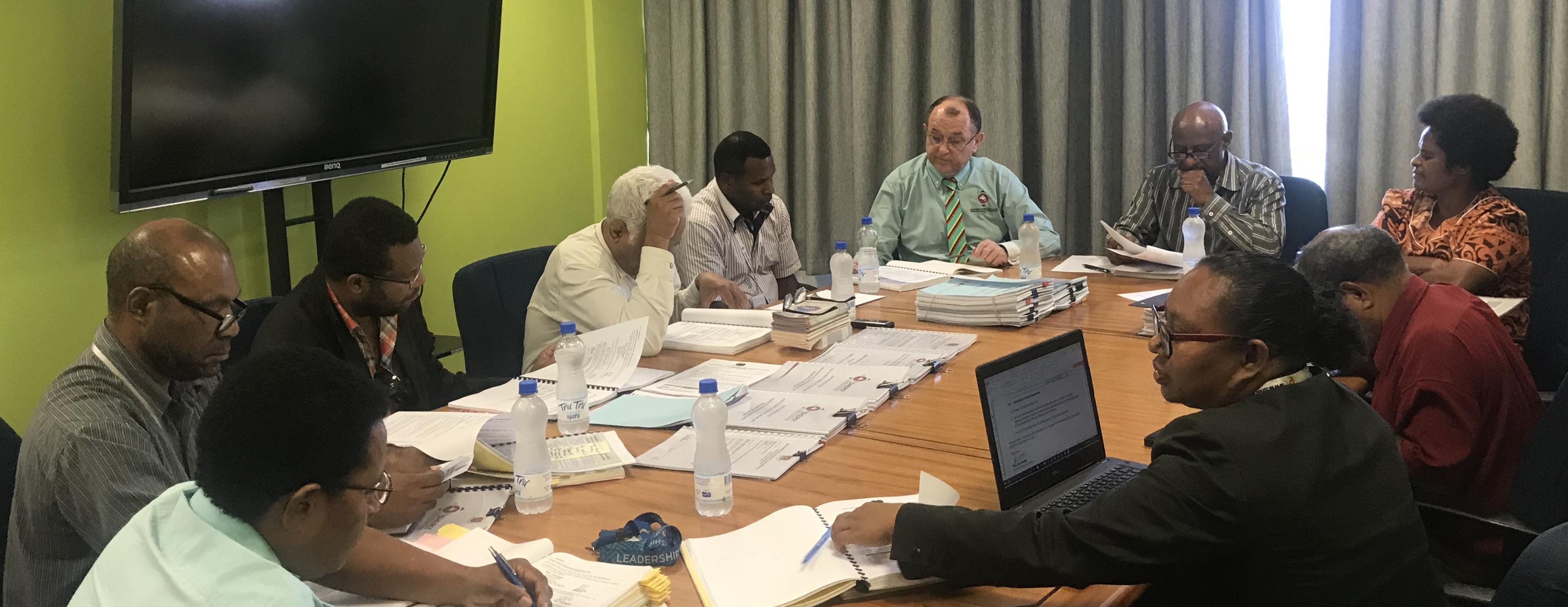 Audit Committee Members